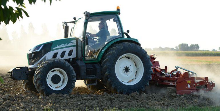 Arbos Artimeca Tracteur
